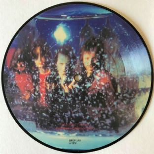 "Damned (The) - Lovely Money  (7"") (Picture Disc) (VG+/NM)"